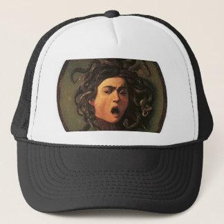 Caravaggio - Medusa - Classic Italian Artwork Trucker Hat