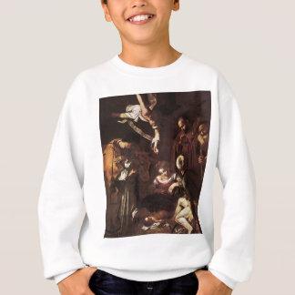 Caravaggio -Nativity with St Francis & St Lawrence Sweatshirt