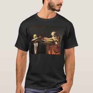 Caravaggio - San Gerolamo - Renaissance Painting T-Shirt
