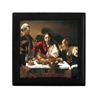 Caravaggio - Supper at Emmaus - Classic Painting Gift Box