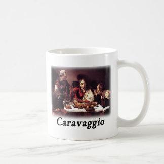 Caravaggio - Supper at Emmaus Coffee Mug