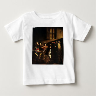 Caravaggio - The Calling of Saint Matthew Baby T-Shirt
