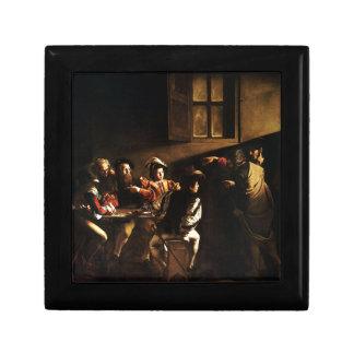 Caravaggio - The Calling of Saint Matthew Gift Box