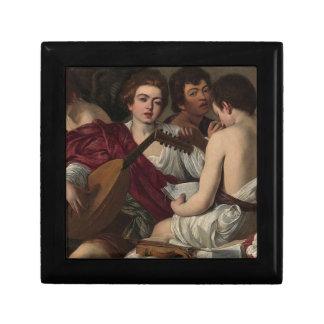Caravaggio - The Musicians - Classic Artwork Gift Box