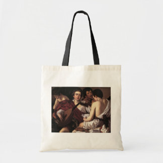 Caravaggio: The Musicians Tote Bag