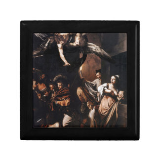 Caravaggio - The seven Works of Mercy Painting Gift Box