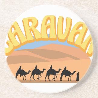 Caravan Coasters