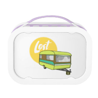 Caravan Lost Lunchboxes