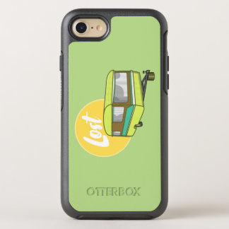 Caravan Lost Retro Camper OtterBox Symmetry iPhone 7 Case