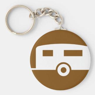 Caravan Park Keychain