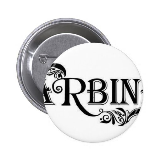 Carbine Pinback Buttons