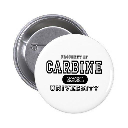 Carbine University Button