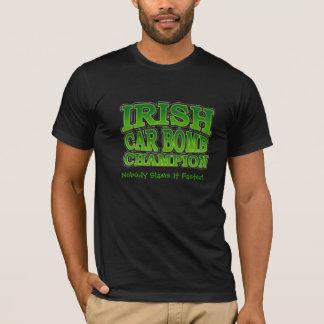 carbobchamp, Nobody Slams It Faster! T-Shirt