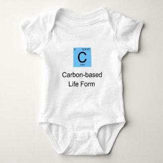 Carbon Based Life Form Baby Bodysuit