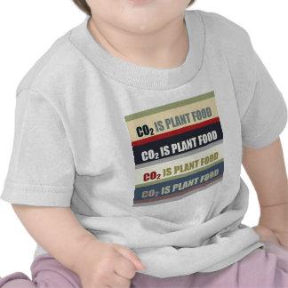 Carbon Dioxide Is Plant Food T Shirt