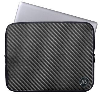 Carbon Fiber 2A Laptop Sleeve