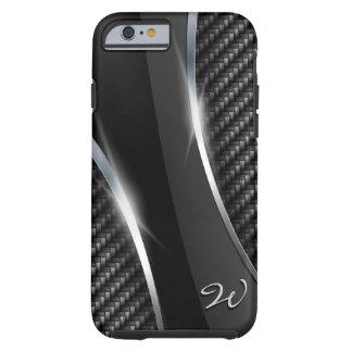 Carbon Fiber 3 Tough iPhone 6 Case