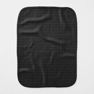 Carbon fiber burp cloth