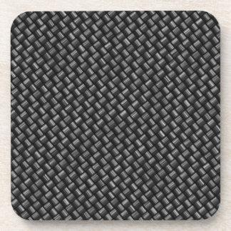 Carbon Fiber Coaster