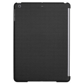 Carbon fiber iPad air cover