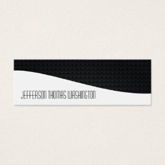 Carbon Fiber Professional Slim Business Cards