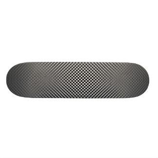 Carbon-fiber-reinforced polymer custom skate board