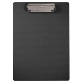 Carbon Fiber Style 01 Clipboard