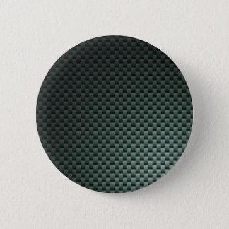 Carbon Fiber Texture 2 Inch Round Button
