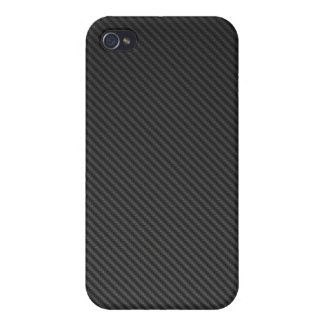 Carbon Fibre Finishing iPhone 4 Cover