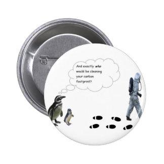 Carbon Footprint - Antarctica Buttons