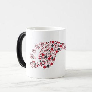 Carbon Footprint Magic Mug