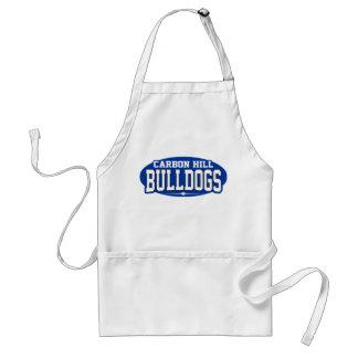 Carbon Hill High School; Bulldogs Apron