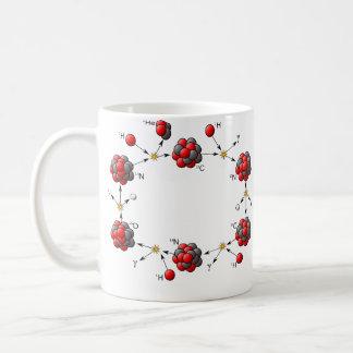 Carbon Nitrogen Oxygen (CNO) Cycle Coffee Mug
