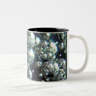 Carbonated Two-Tone Coffee Mug