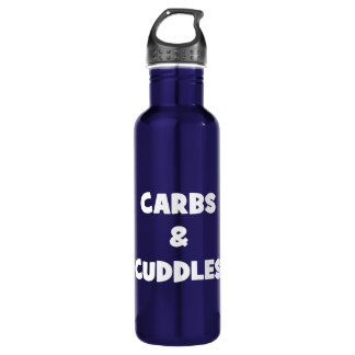 Carbs and Cuddles - Funny Novelty Food
