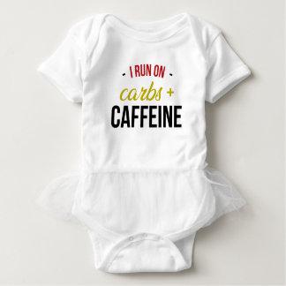 Carbs & Caffeine Baby Bodysuit