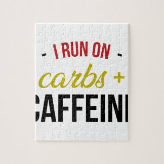 Carbs & Caffeine Jigsaw Puzzle