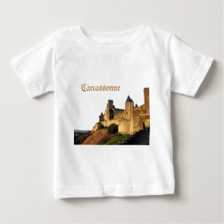 Carcassone Castle Baby T-Shirt