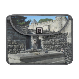 Carcassonne, France Sleeve For MacBook Pro