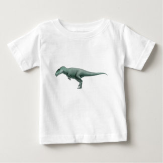 Carcharodontosaurus Baby T-Shirt