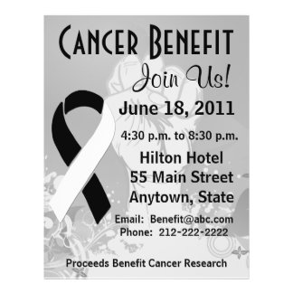 Carcinoid Cancer Personalized Benefit Flyer