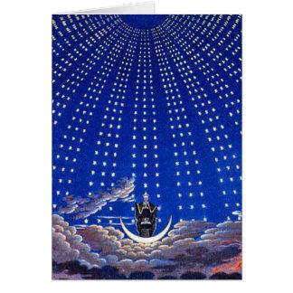 "Card:  Ad Astra - ""Towards the Stars"" Card"