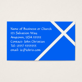 Card Christian Business For Churches & Pastors
