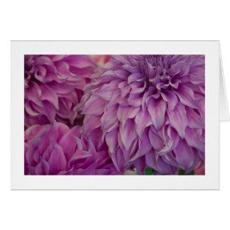 """Card, """"Dahlia # 151"""" Card"""