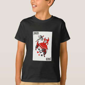 Card Deck Joker T-Shirt