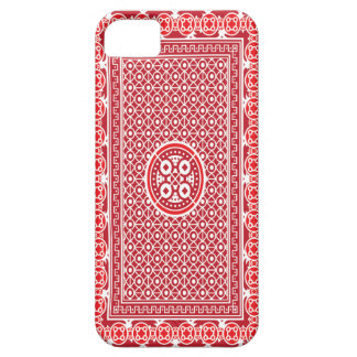 Card Deck (Red) iPhone 5 Cover