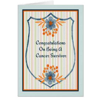 Card for a Cancer Survivor