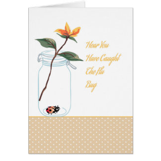 Card for Someone with the Flu