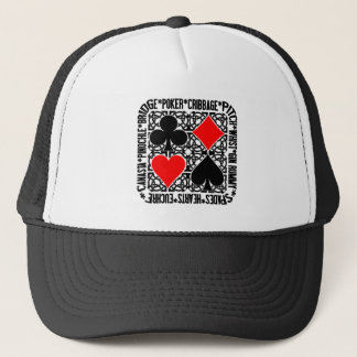 Card Games hat