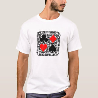 Card Games shirt - choose style